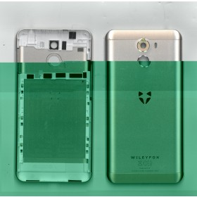 WFSWIFT2 X / BAT-COVER-ASM_SIMPLE-CHAMPAGNE-GOLD (CAPOT BATTERIE OR) (WILEYFOX SWIFT2 X)