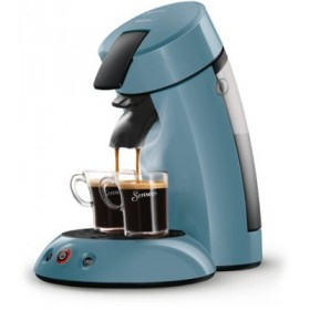 SENSEO® ORIGINAL MACHINE À CAFÉ À DOSETTES HD7804/20 BLEU GRIS