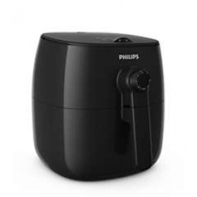 PHILIPS VIVA COLLECTION AIRFRYER HD9621/90 TURBOSTAR, FRITEUSE SAINE, NOIR, 1 425 W